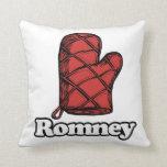 Horno Mitt Romney Cojines