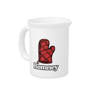Horno Mitt Romney Jarrones