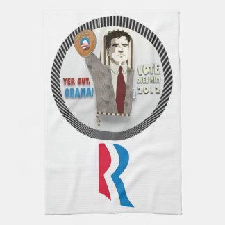 Horno Mitt Romney Toalla De Mano
