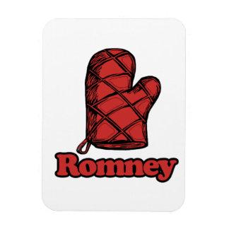 Horno Mitt Romney .png Imanes Rectangulares
