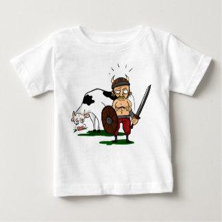 Horns Baby T-Shirt