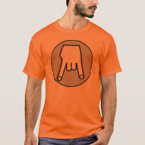 horns down T-Shirt
