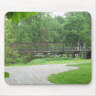 Horn's Ferry Bridge Mousepad