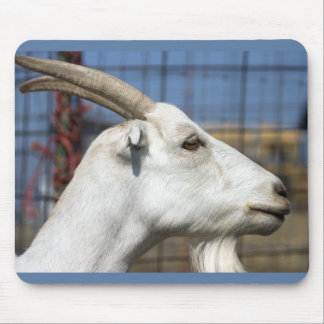 Horns in Profile Mousepad