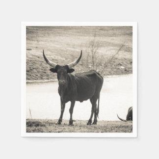Horns Napkin