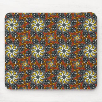 Horns of Plenty Octa Sm Any Color Mouse Pad