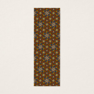 Horns of Plenty RIH  Sm Any Color Bookmark Mini Business Card