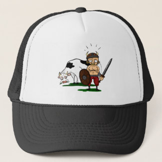 Horns Trucker Hat