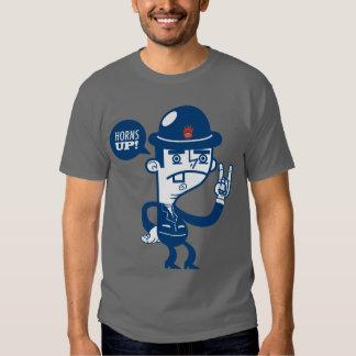 Horns Up! Tee Shirt
