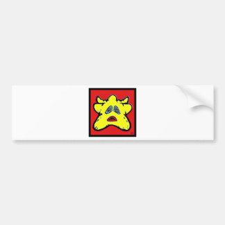 HORNSTAR ORIGINAL tm. Bumper Sticker