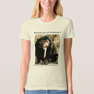 Horny Hairy and too tired T-Shirt