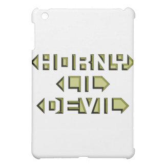 Horny Lil Devil Case For The iPad Mini