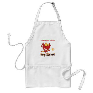 Horny Little Devil Adult Apron