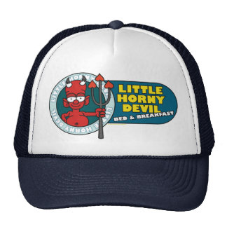 Horny Little Devil Hat
