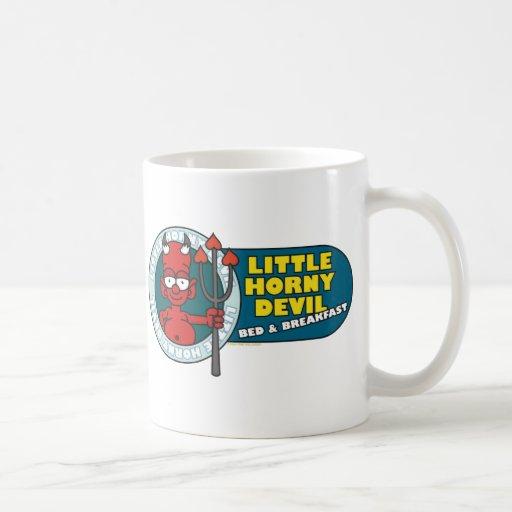 Horny Little Devil Mug