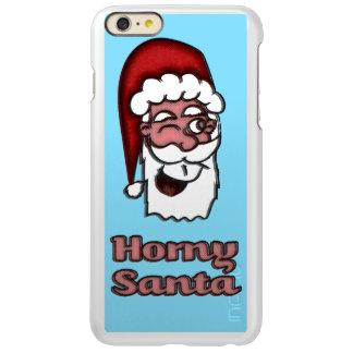 Horny Santa Iphone 6 Plus Case design Incipio Feather® Shine iPhone 6 Plus Case