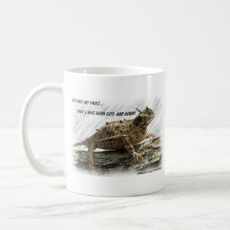 Horny Toad Coffee Mug