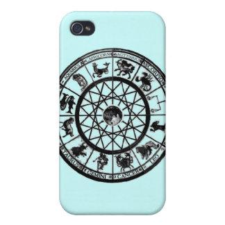 Horoscope Circle Astronomy iPhone 4 Case