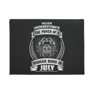 Horoscope July Doormat