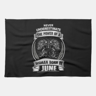 Horoscope June Towel