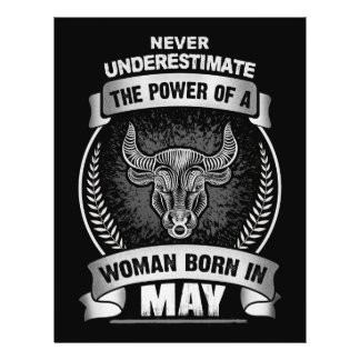 Horoscope May Flyer