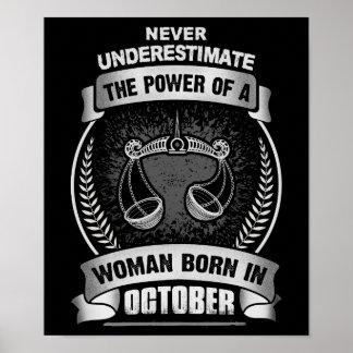 Horoscope October Poster