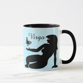 Horoscope Sign Virgo Coffee Mug