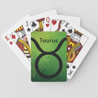 Horoscope Zodiac Astrological Sign Taurus Cards