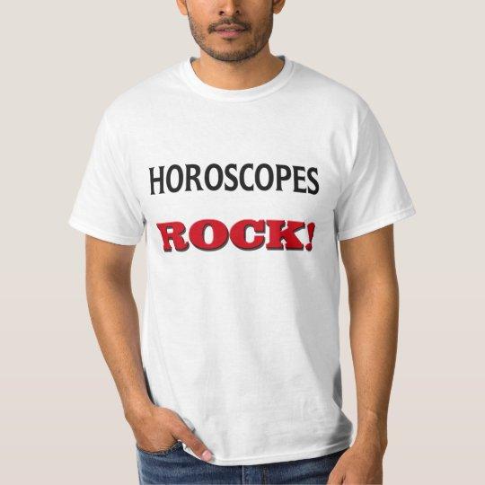 Horoscopes Rock T-Shirt