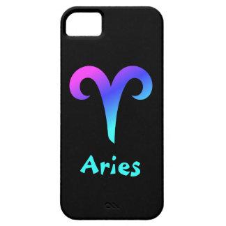 Horóscopo púrpura azul de la aguamarina del rosa funda para iPhone SE/5/5s