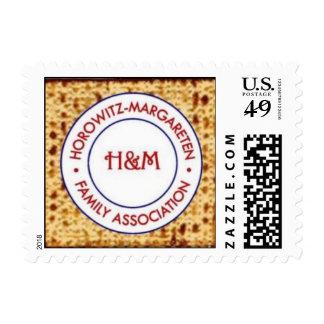 Horowitz-Margareten Family Association Stamp