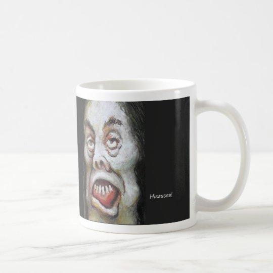Horrible Harriet hissing Coffee Mug