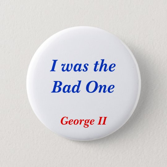 Horrible Histories Bad One Button