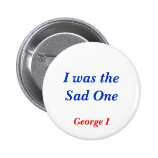 Horrible Histories Sad One Button