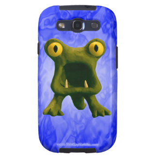 Horrible Monster Galaxy 3 Case Galaxy S3 Cover