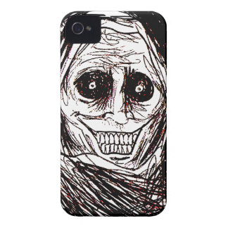 Horrifying House-guest, Never Alone, Uninvited iPhone 4 Case