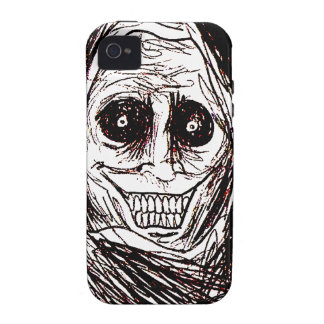 Horrifying House-guest, Never Alone, Uninvited iPhone 4/4S Cases