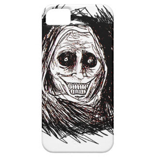 Horrifying House-guest, Never Alone, Uninvited iPhone SE/5/5s Case