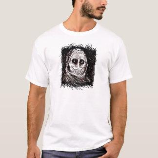 Horrifying House-guest, Never Alone, Uninvited T-Shirt