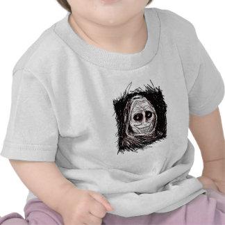 Horrifying House-guest, Never Alone, Uninvited T Shirt
