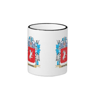 Horring Coat of Arms - Family Crest Coffee Mug