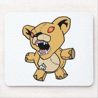 horror bear133 mouse pad