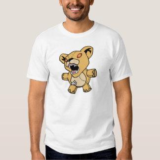 Horror Bear T Shirt