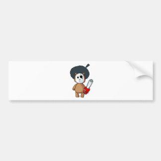 Horror Bumper Sticker