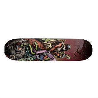 Horror Child Skateboard