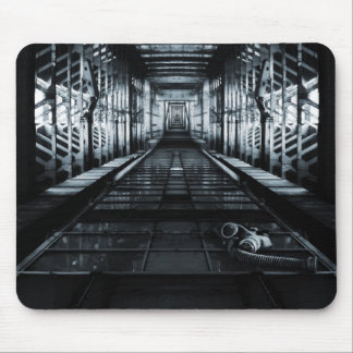 Horror City Mouse Pad
