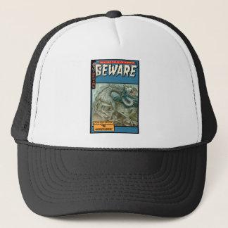 Horror Comic: Beware Trucker Hat
