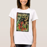 Horror Comic: Weird Thrillers 4 T-Shirt