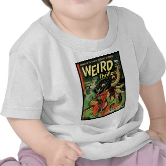 Horror cómico: Novelas de suspense extrañas 4 Camiseta