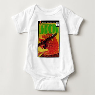Horror Comics: Into the Unknown 112 Baby Bodysuit